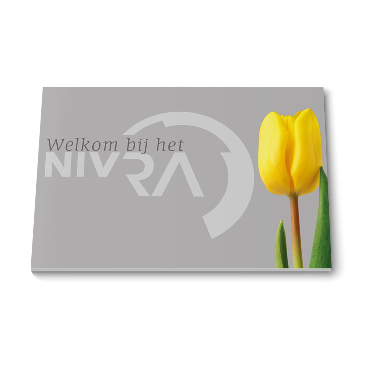 Nivra Plattegrondboekje © i-nicole