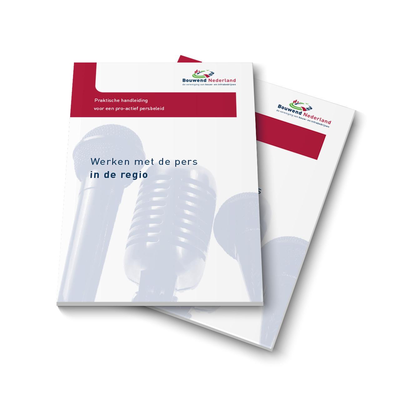 handleidin: werken met de pers in de regio © i-nicole