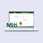 Miti social media portal © i-nicole