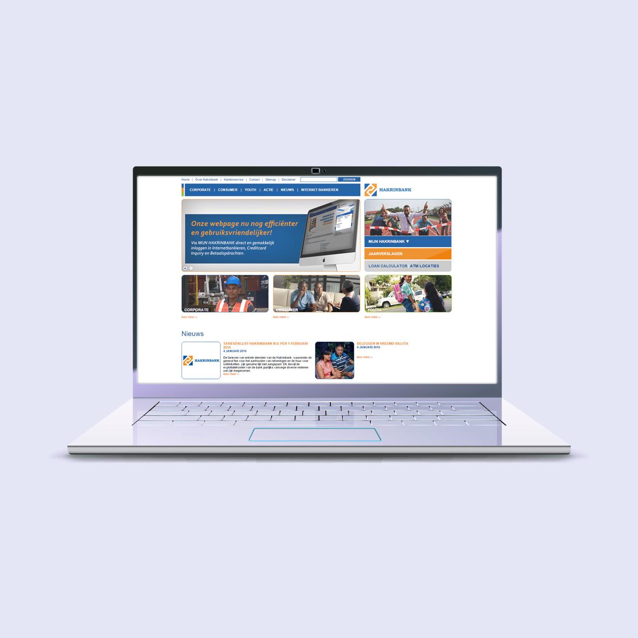hakrinbank website
