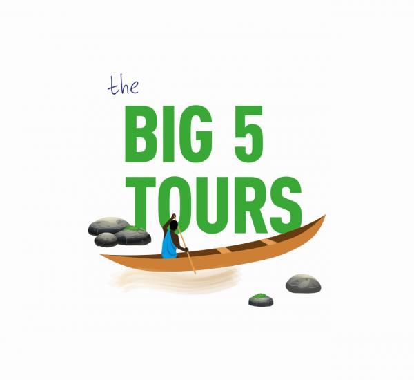 the big 5 tours logo