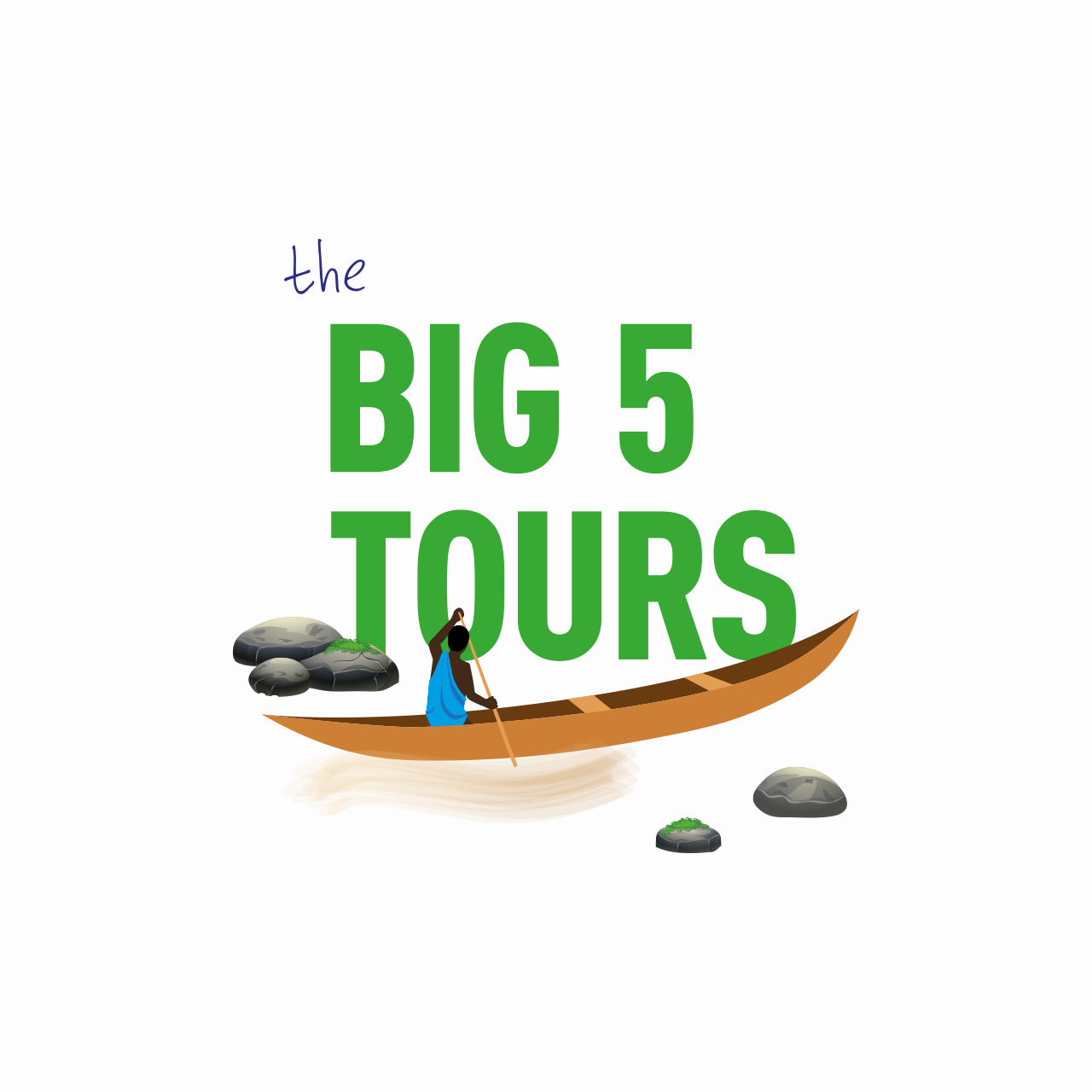 the big 5 tours logo