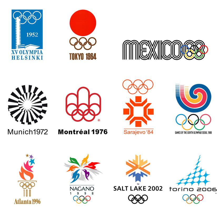 Favoriete Olympische logo's