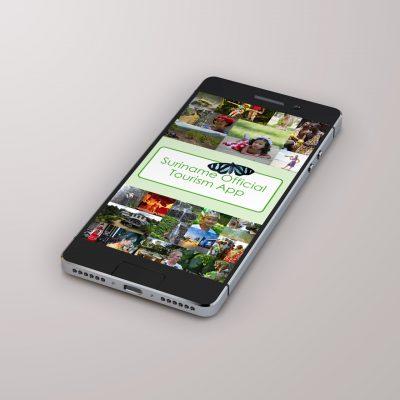 stichting toerisme suriname app