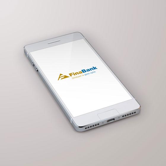 Finabank Mobile App © i-nicole