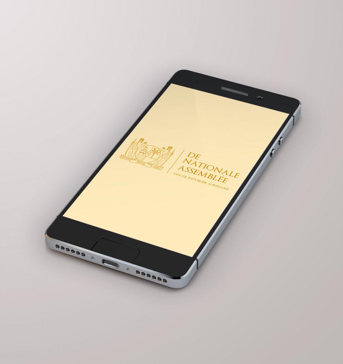 DNA mobiele app