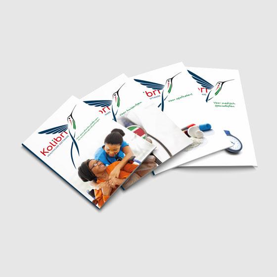 Kolibri brochures © i-nicole